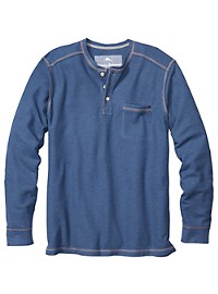 Tommy Bahama Island Thermal Henley Shirt