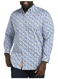 Robert Graham Meyer Print Sport Shirt