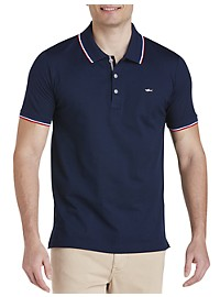 Paul & Shark Tipped Polo Shirt