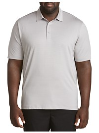 Cutter & Buck CB DryTec Stretch Stripe Polo Shirt