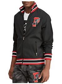 Polo Ralph Lauren P Wing Collection Interlock Track Jacket