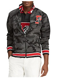 Polo Ralph Lauren P Wing Collection Camo Interlock Track Jacket