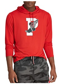 Polo Ralph Lauren P Wing Collection Performance Jersey Hoodie