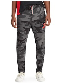 Polo Ralph Lauren P Wing Collection Camo Interlock Track Pants