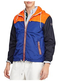 Polo Ralph Lauren Colorblock Packable Jacket