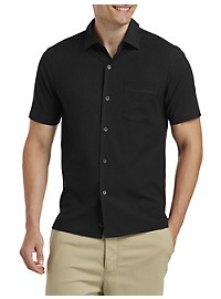 Tommy Bahama Catalina Stretch Twill Camp Shirt