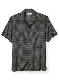 Tommy Bahama Check-In The Tropics Camp Shirt