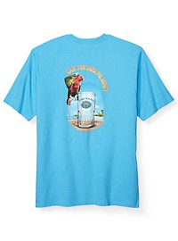 Tommy Bahama Beer Now Graphic Tee