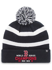 '47 Brand Boston Red Sox 2018 World Series Championship Knit Hat