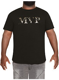 MVP Collections Cheetah Logo T-Shirt