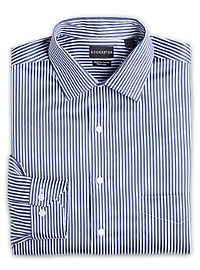 Rochester Bengal Stripe Dress Shirt