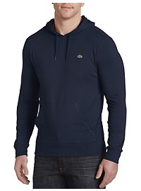 Lacoste Hooded Long-Sleeve Tee