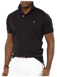 Polo Ralph Lauren Soft Touch Interlock Polo Shirt