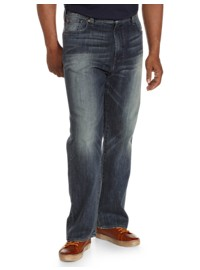 Lucky Brand 181 Relaxed Straight-Fit Jeans