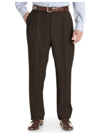 Ballin Comfort-EZE Pleated Dress Pants