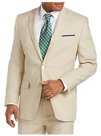 Ralph by Ralph Lauren Comfort Flex Linen Suit Jacket