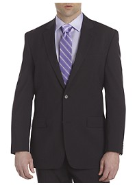 Michael Kors Tonal Thin Stripe Suit Jacket
