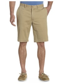 Tommy Bahama® Bedford and Sons Corded Flat-Front Shorts