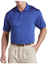 Cutter & Buck CB DryTec Franklin Stripe Polo Shirt
