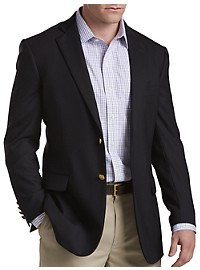 Brooks Brothers Classic Navy Blazer