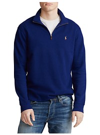 Polo Ralph Lauren Estate Rib Half-Zip Pullover