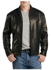 Remy Ultra Lite Leather Jacket