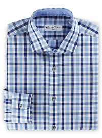 Robert Graham Kerrie Bold Check Dress Shirt