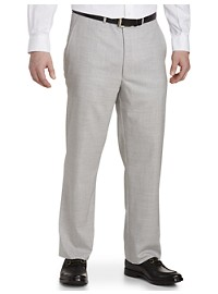 Ballin 6 East Super 130s Wool Dress Pants – Unhemmed