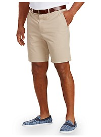 Bruno Saint Hilaire Stretch Cotton Shorts