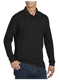 Cutter & Buck Advantage Long-Sleeve Polo