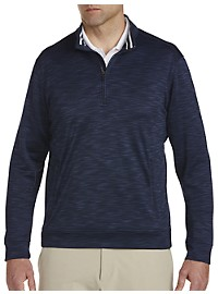 Cutter & Buck CB WeatherTec Session Half-Zip Pullover