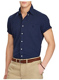Polo Ralph Lauren Seersucker Sport Shirt