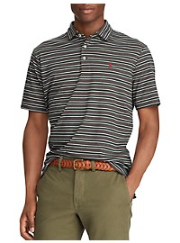 Polo Ralph Lauren Stripe Soft Touch Polo Shirt