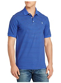 Polo Ralph Lauren Stripe Stretch Mesh Polo