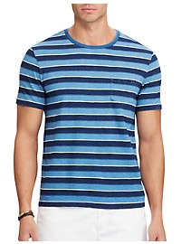 Polo Ralph Lauren Yarn-Dyed Cotton Slub T-Shirt