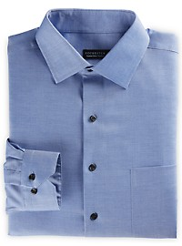 Rochester Non-Iron Circle Texture Dobby Dress Shirt