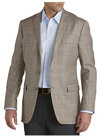 Daniel Hechter Plaid Sport Coat