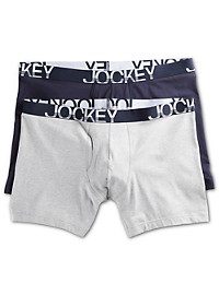 Jockey 2-pk ActiveStretch Boxer Briefs