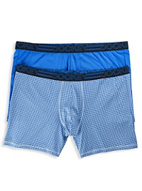 Jockey 2-pk ActiveMicro Boxer Briefs