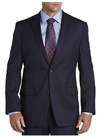 Michael Kors Mini Grid Suit Jacket – Executive Cut