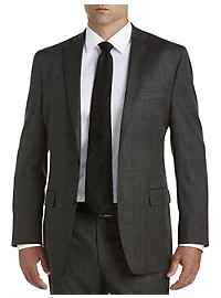 Michael Kors Glen Plaid Suit Jacket