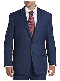 Ralph by Ralph Lauren Comfort Flex Plaid Suit Jacket