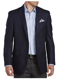Michael Kors Mini Box Pattern Sport Coat