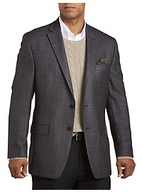 Ralph by Ralph Lauren Comfort Flex Plaid Sport Coat