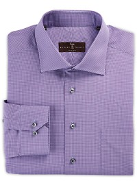 Robert Talbott Estate Twill Check Dress Shirt