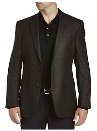 Jack Victor Plaid Sport Coat