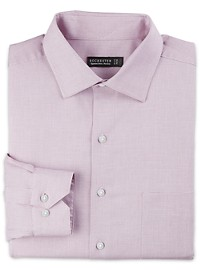 Rochester Non-Iron Mini Geo Texture Dress Shirt