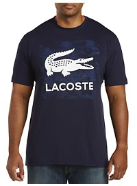 Lacoste Sport Tech Graphic Tee