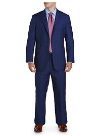 English Laundry Tonal Plaid Nested Suit