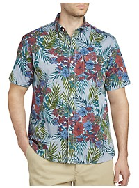 Tommy Bahama Argon Blooms Sport Shirt